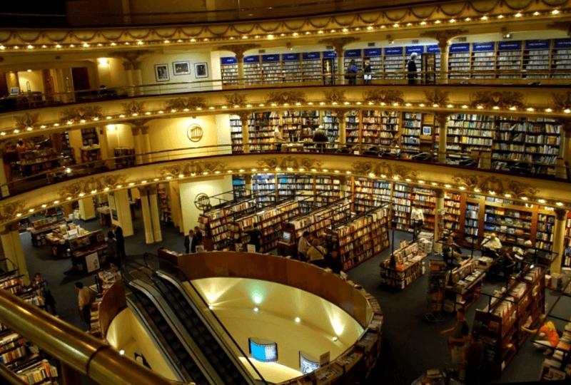 Conocer Alemania y maravillarse de Biblioteca del Monasterio de Wiblingen