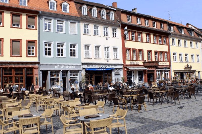 Ver Alemania y maravillarse de Bismarckplatz