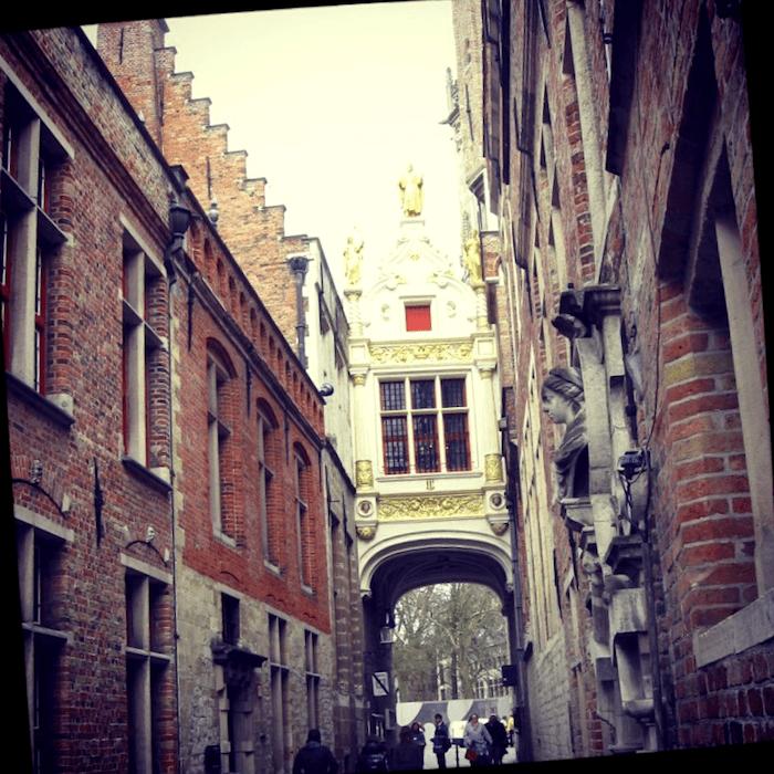 Conocer Belgica y descubrir de Blinde Ezelstraat