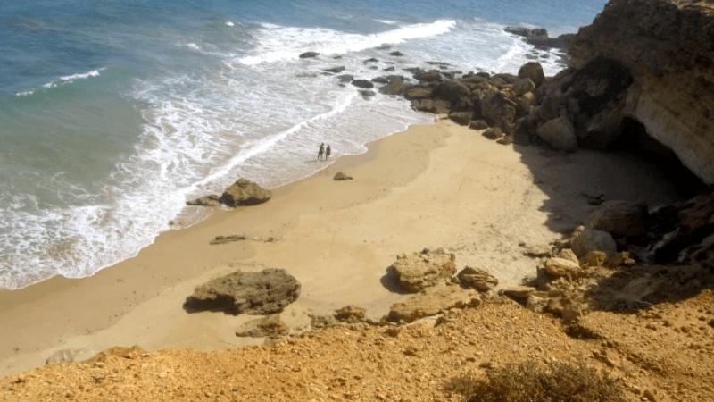 Ver España y maravillarse de Cala Dorada