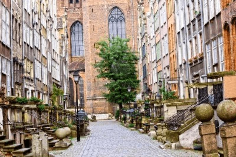 Visitar Calle Mariacka de Gdansk