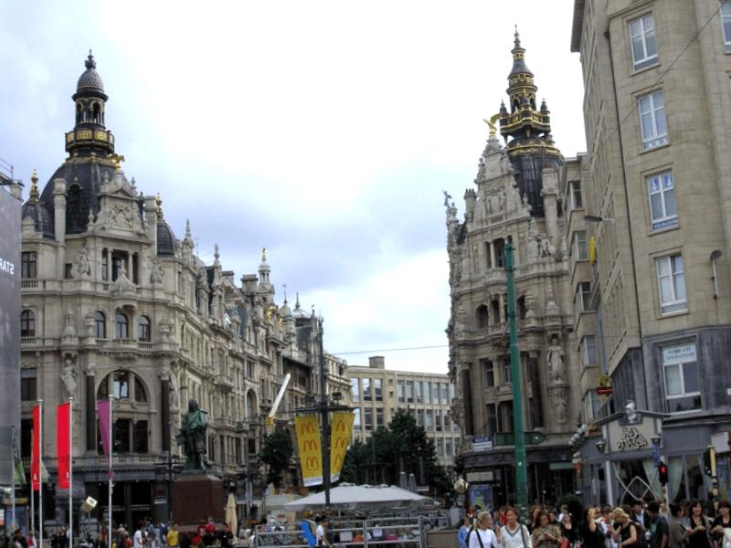 Ver Belgica y maravillarse de Calle Meir