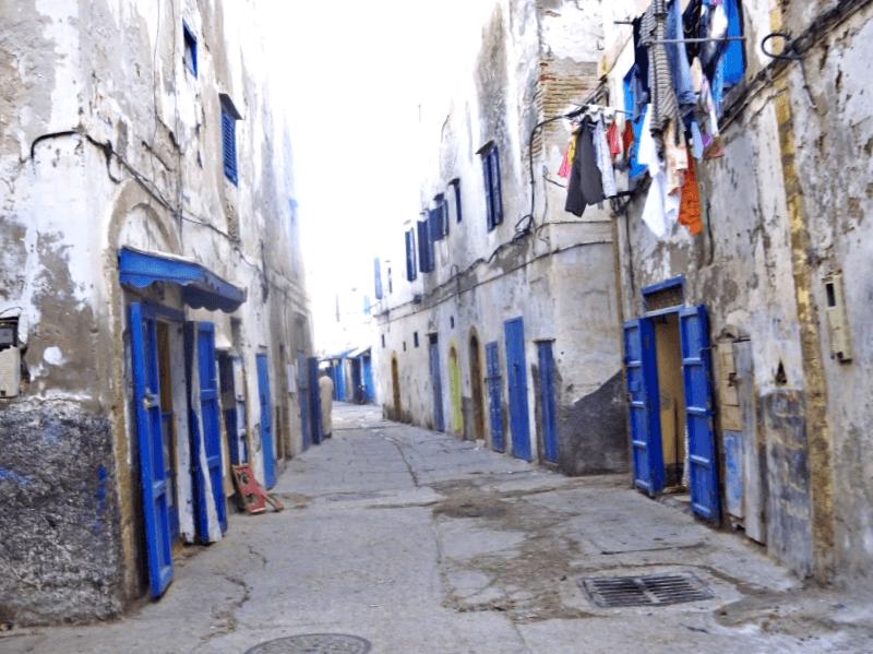 Ver Marruecos y maravillarse de Calle de Essaouira