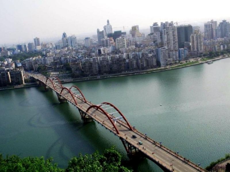 Ver China y maravillarse de Canal Chinqu