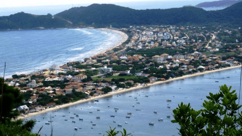 Ver Brasil y descubrir de Canto Grande de Bombinhas