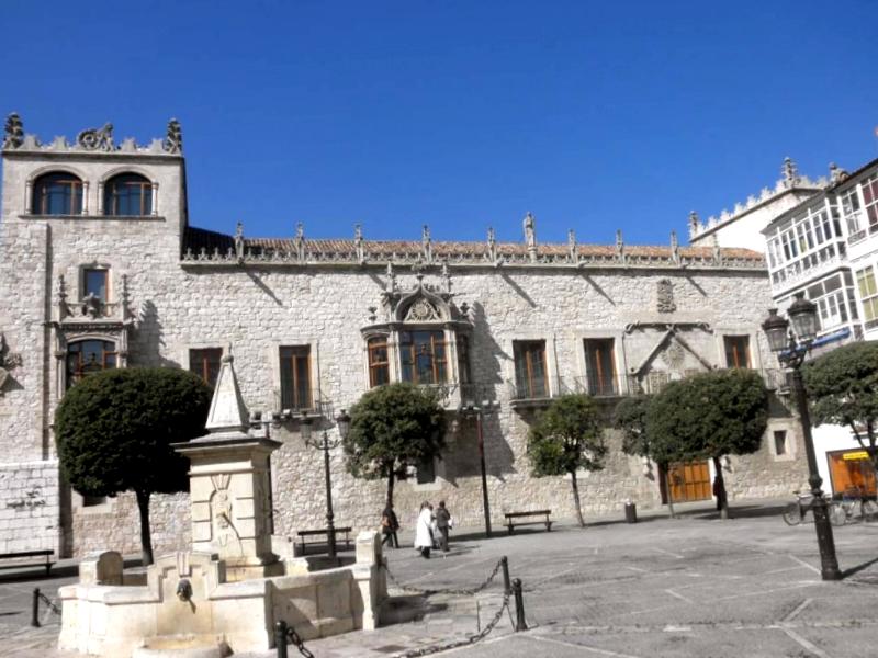 Visitar España y maravillarse de Casa del Cordon