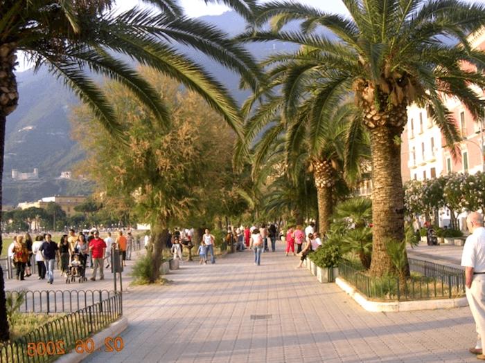 Que visitar en Castellammare di Stabia
