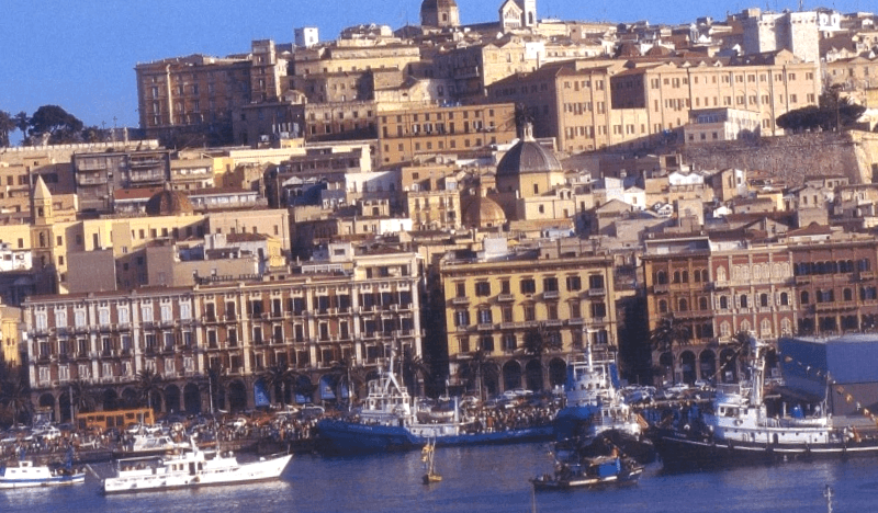 Conocer Italia y descubrir de Castello di Cagliari