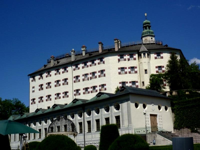 Ver Austria y maravillarse de Castillo de Ambras