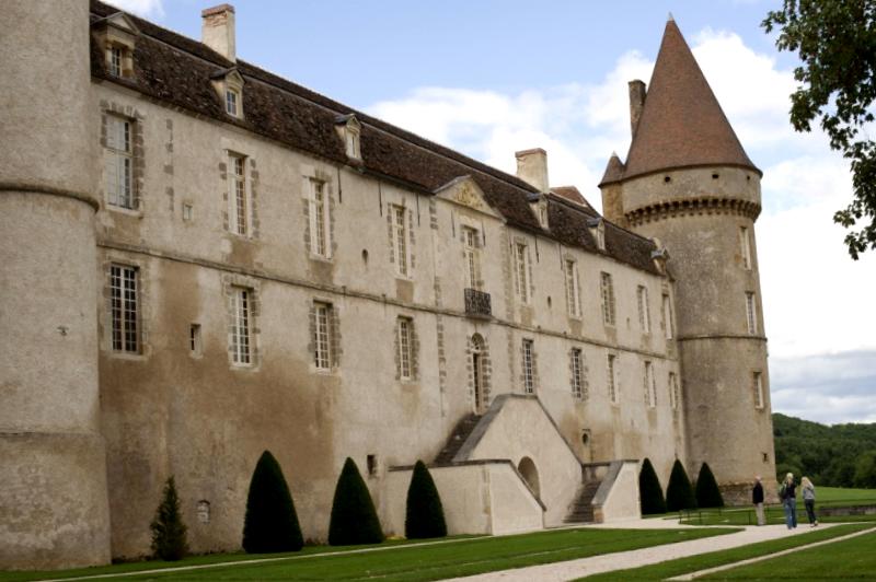 Visitar Francia y maravillarse de Castillo de Bazoches