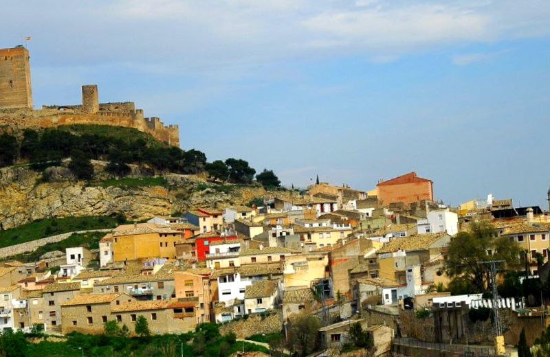 Ver España y maravillarse de Castillo de Biar