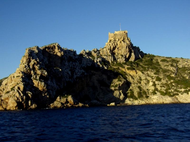 Que visitar en Castillo de Cabrera