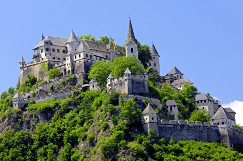 Ver Austria y descubrir de Castillo de Hochosterwitz