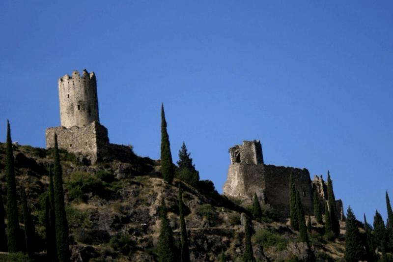 Ver Francia y maravillarse de Castillo de Lastours