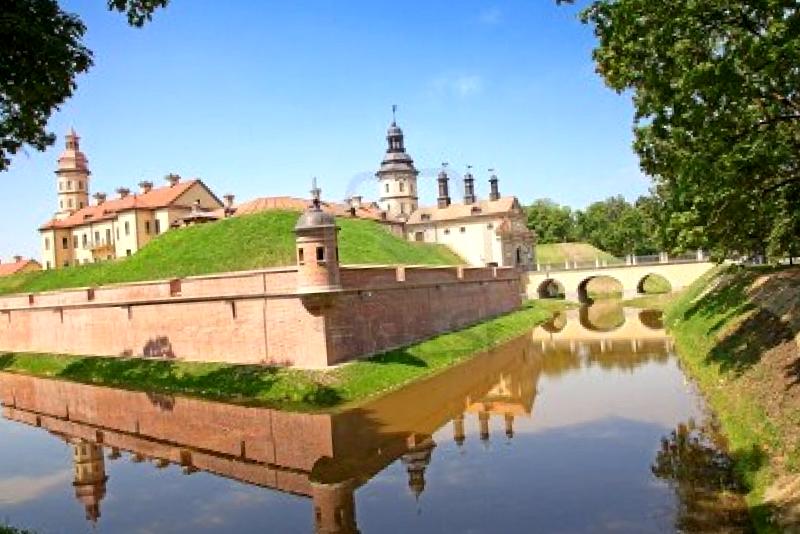 Conocer Bielorrusia y descubrir de Castillo de Nesvizh