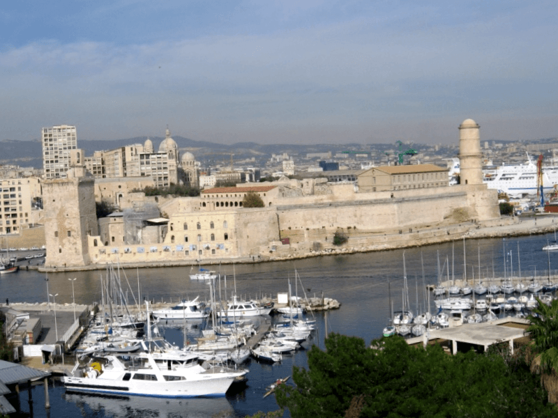 Que visitar en Castillo de Saint Nicolas