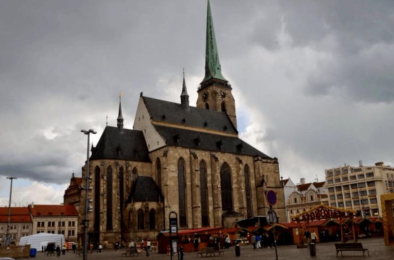 Ver Republica checa y descubrir de Catedral San Bartolome