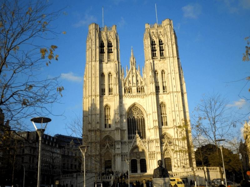 Catedral de la ciudad de Bruselas que ver