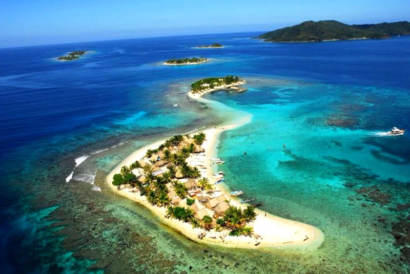 Ver Honduras y descubrir de Cayos Cochinos