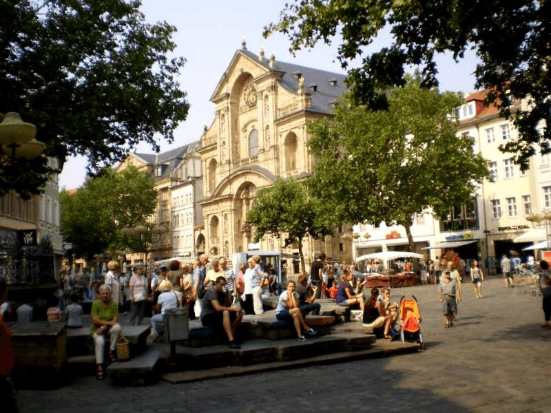 Centro historico de Bamberg que visitar