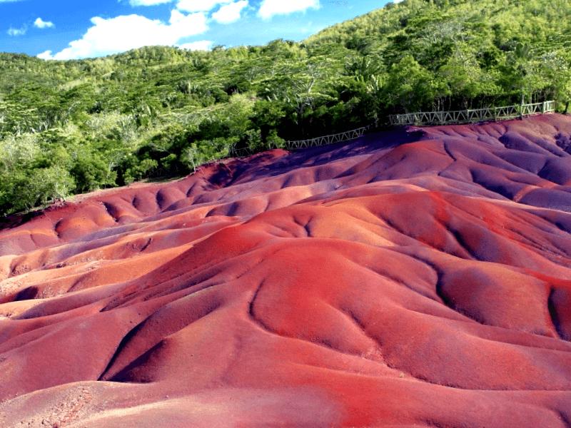 Visitar Islas mauricio y descubrir de Chamarel