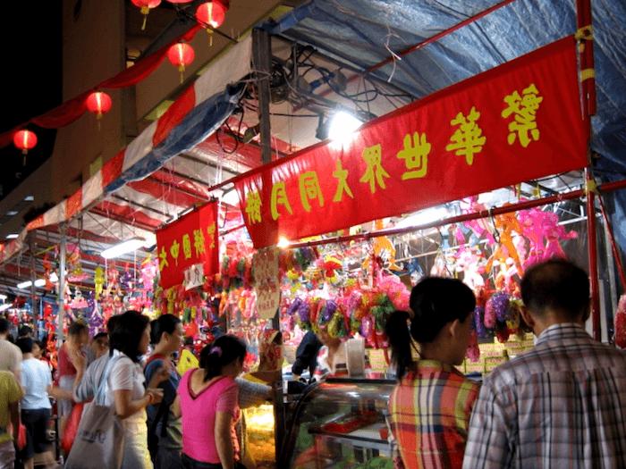 Chinatown que visitar
