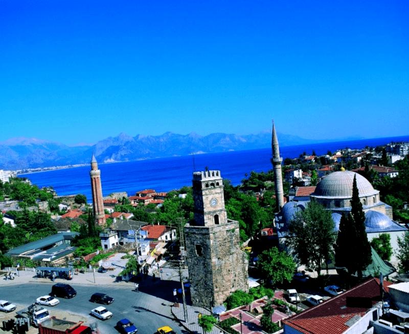 Ciudad de Antalya que descubrir