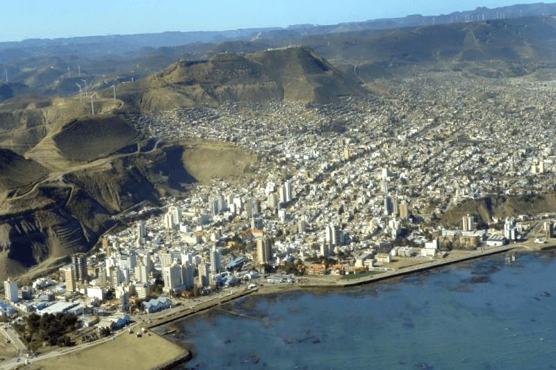 Conocer Argentina y maravillarse de Comodoro Rivadavia