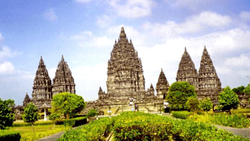 Conocer Conjunto de Prambanan