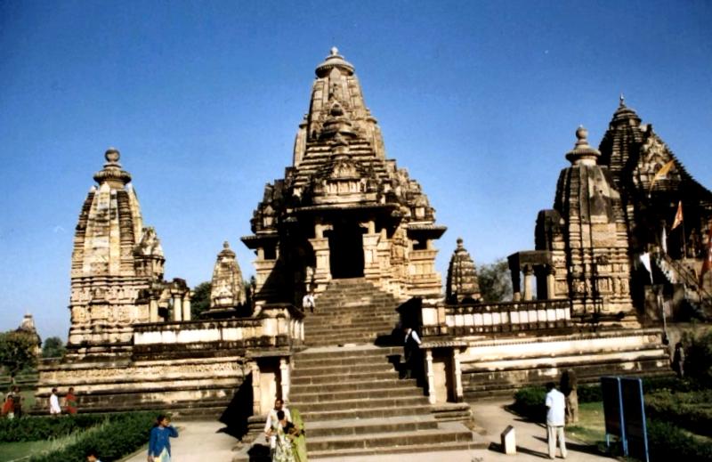Que visitar en Conjunto de templos Khajuraho
