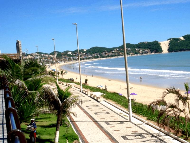 Visitar Brasil y descubrir de Costanera de Natal