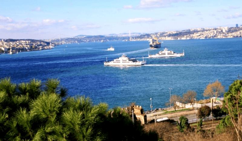 Visitar Turquia y maravillarse de Cuerno de Oro