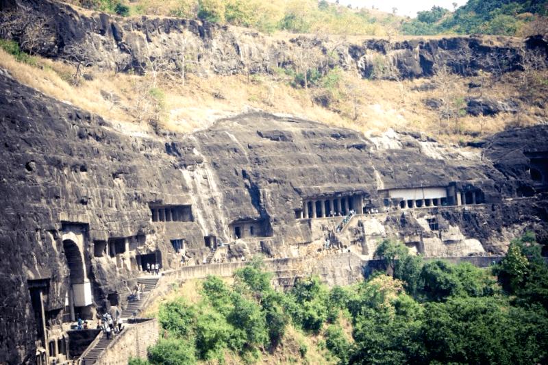 Cueva de Ajanta que debemos ver