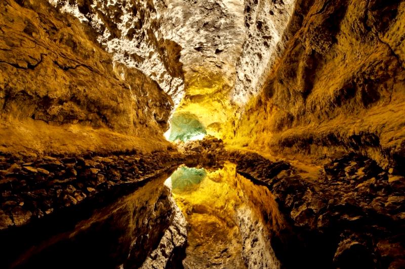 Conocer España y maravillarse de Cueva de los Verdes