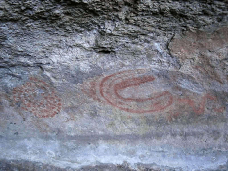 Cuevas de Walichu que ver