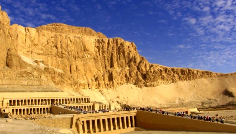 Ver Egipto y descubrir de Deir El-bahari