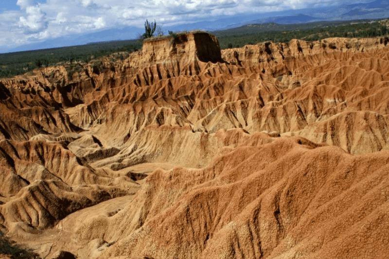 Que descubrir en Desierto de La Tatacoa