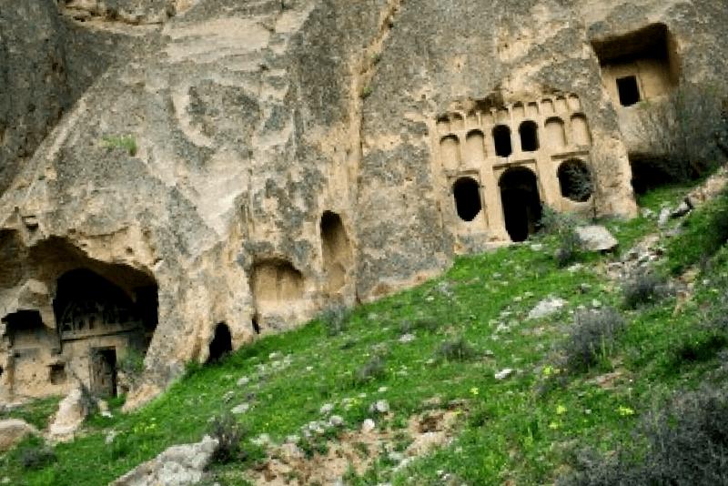 Que descubrir en Detalle del Valle de Ilhara