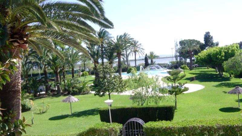 Ver España y descubrir de Devesa Gardens