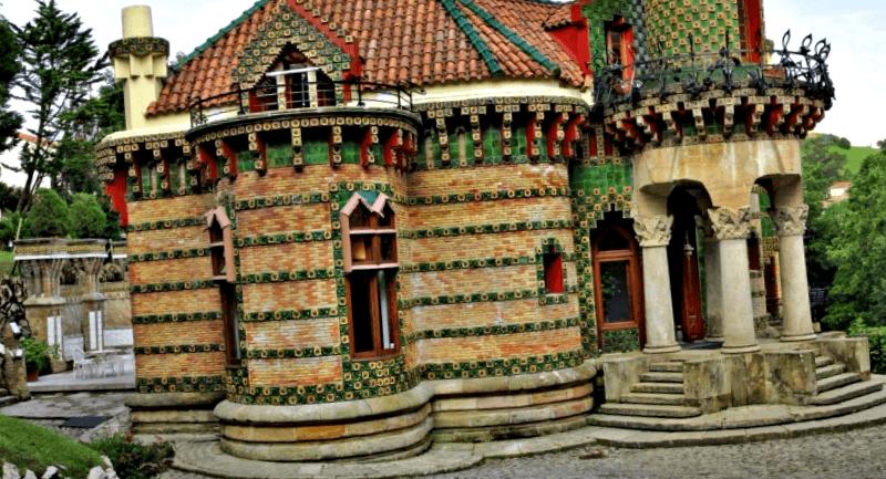 El Capricho de Gaudi que ver