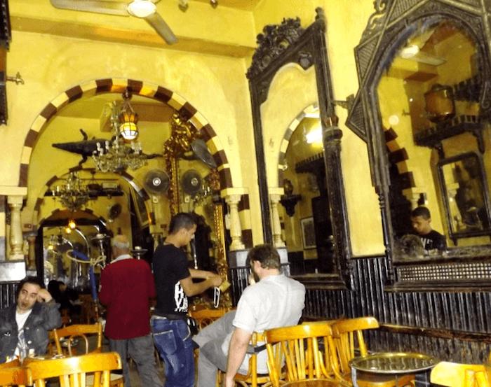 El Fishawy Caffee Shop que descubrir