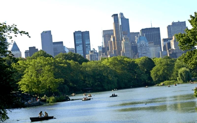 Conocer El Lago de Central Park