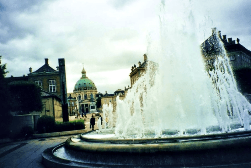 Que ver en Entrada Palacio Amalienborg