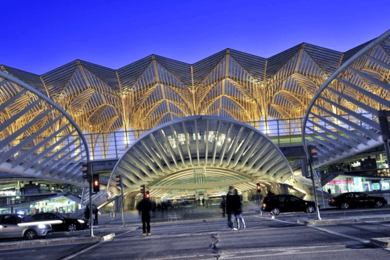 Ver Portugal y maravillarse de Estacion de Oriente