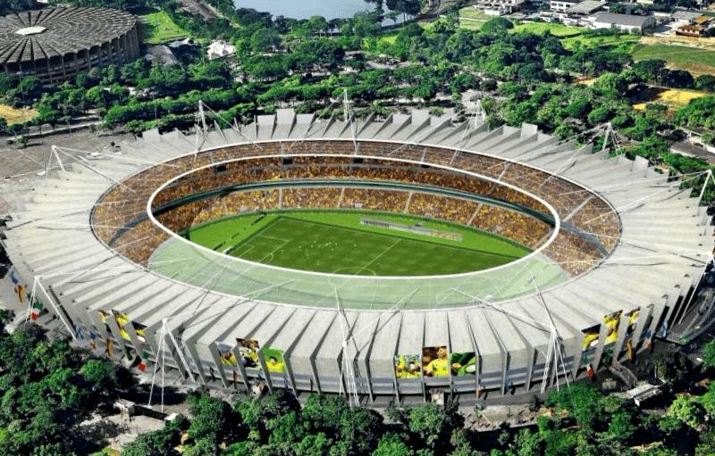 Estadio Mineirao que visitar
