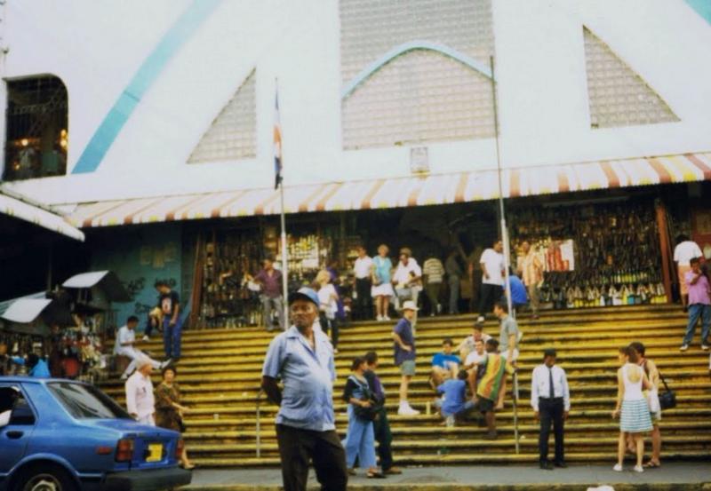 Ver Republica dominicana y descubrir de Fachada del Mercado Modelo