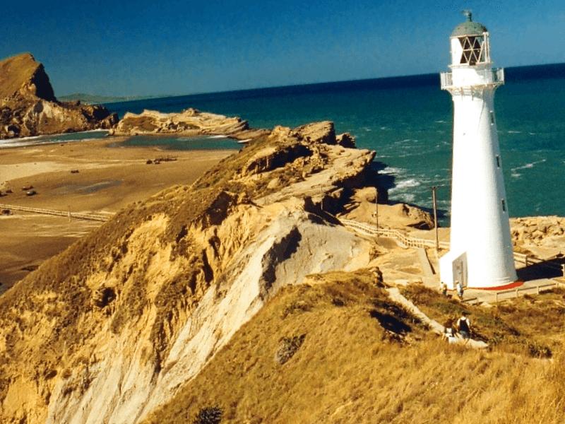 Faro Castlepoint que descubrir