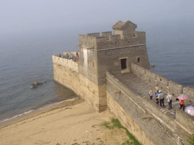 Que visitar en Final de la Muralla China
