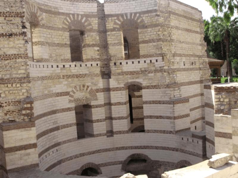 Visitar Egipto y maravillarse de Fortaleza de Babilonia