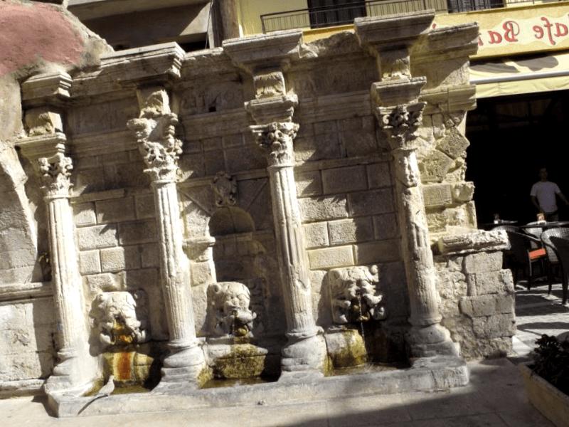 Conocer Grecia y maravillarse de Fuente Rimondi